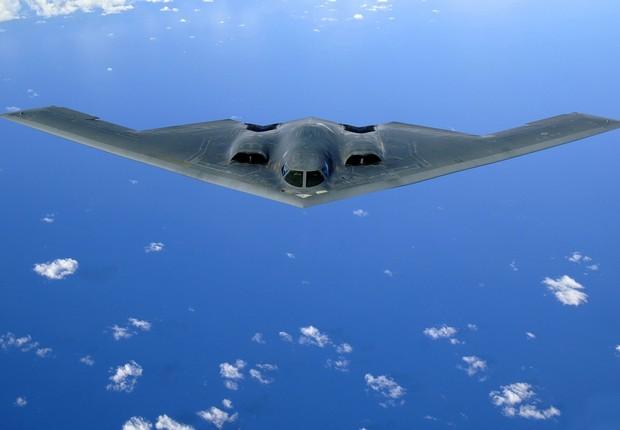 avião furtivo (Foto: Pexels)