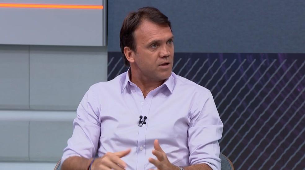 """Seleção SporTV analisa chegada de Luxemburgo no Vasco: """"Vai colocar a casa em ordem"""", diz Petkovic — Foto: Reprodução"""
