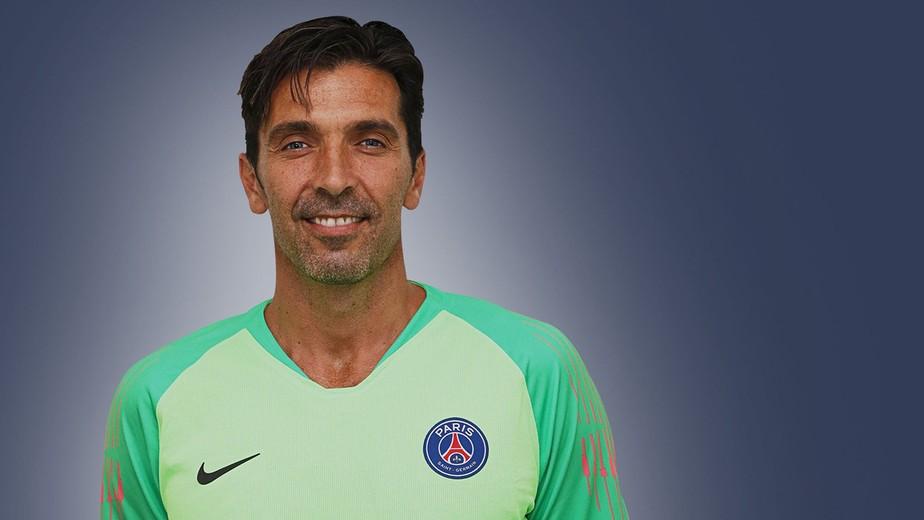 O paredão chegou! Paris Saint-Germain anuncia a contratação de Buffon