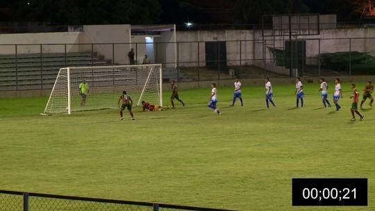 Depois de sofrer gol, Flu do Piauí leva 21 segundos para empatar com jogadaça; assista lance