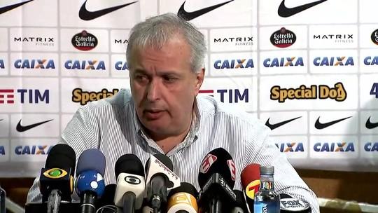 Corinthians demite Oswaldo de Oliveira; Guto e Luxa os mais cotados