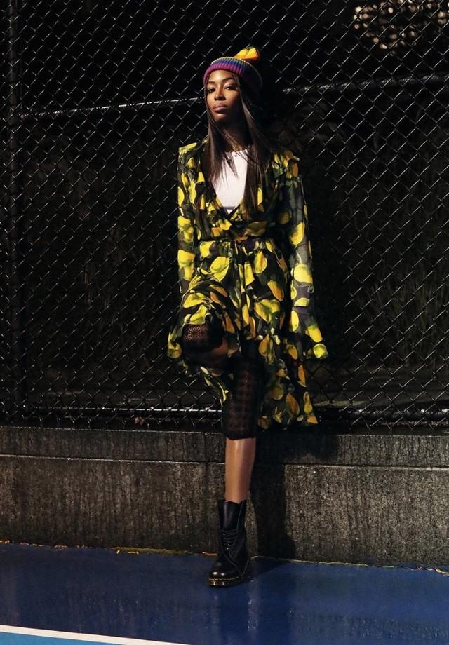 Naomi Campbell (Foto: Instagram Naomi Campbell/ Reprodução)