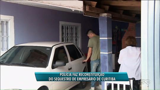 Polícia reconstitui sequestro em que ex-miss é suspeita de envolvimento