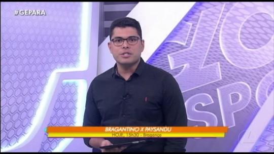 VÍDEO: Veja a íntegra do Globo Esporte Pará desta quarta-feira, dia 18