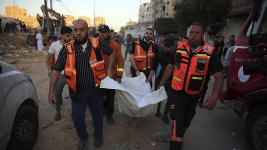 Foto: (AP Photo/Abdel Kareem Hana)