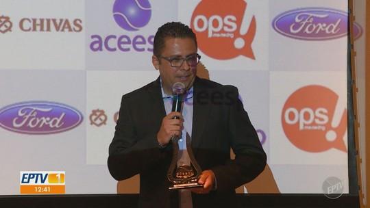 Troféu Aceesp: EPTV conquista prêmio de melhor emissora de esporte do interior pela 10ª vez
