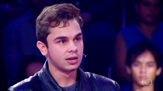 Participante do 'Milionário' reclama de revelação do pai na TV: 'Deu um prejuízo para mim'
