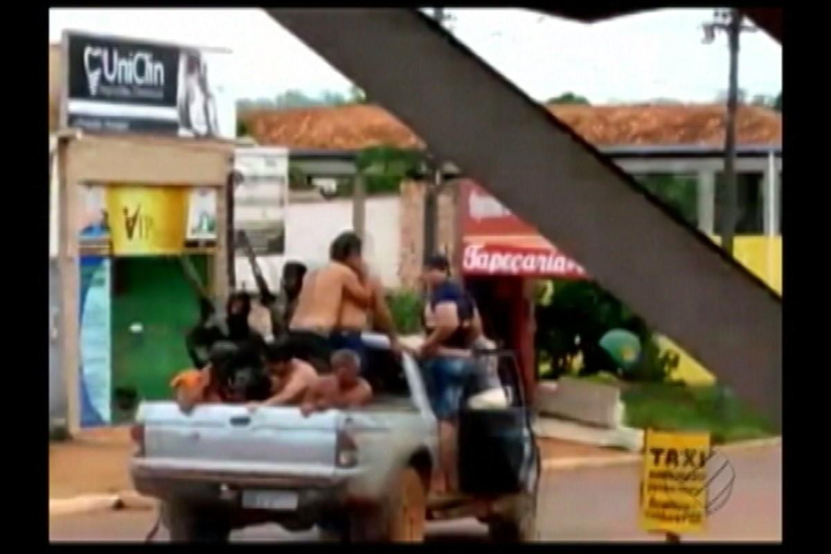 GTO de Santarém ajuda nas buscas aos assaltantes do Banpará em Medicilândia