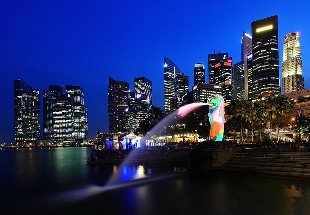 Cingapura, a cidade mais cara para se viver (Foto: Suhaimi Abdullah/Getty Images)