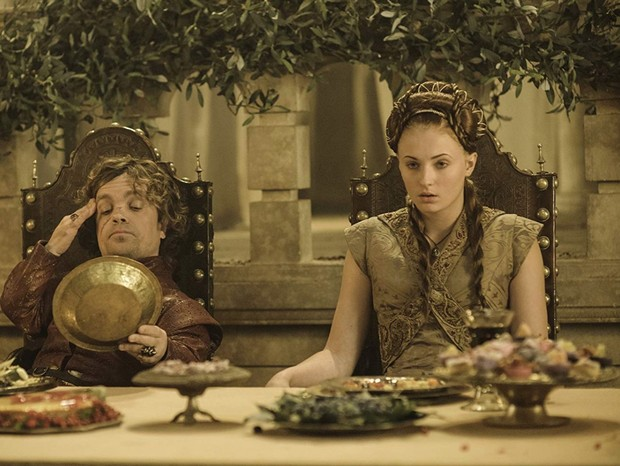 Tyrion Lannister e Sansa Stark: ainda há tempo para o amor? (Foto: reprodução)