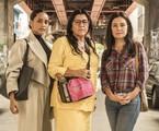 'Amor de mãe': Taís Araujo, Regina Casé e Adriana Esteves são Vitória, Lurdes e Thema | João Cotta/TV Globo