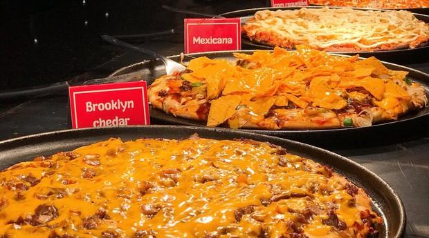 Pizza da Brickell (Foto: Divulgação )