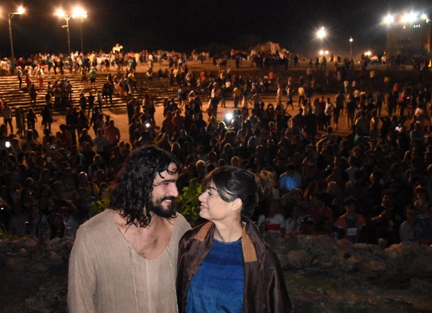 Thaila Ayala e Renato Góes (Foto: Felipe Souto Maior/Divulgação)