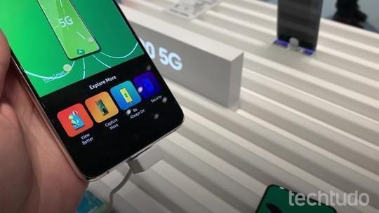 Galaxy A90: conheça o celular que promete 5G e acessibilidade
