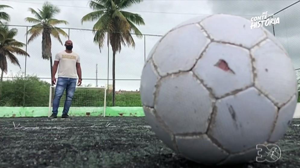 Ex-goleiro de São Caetano lembra trajetória, da infância trabalhando na Feira de Caruaru aos gramados da Guiné Equatorial