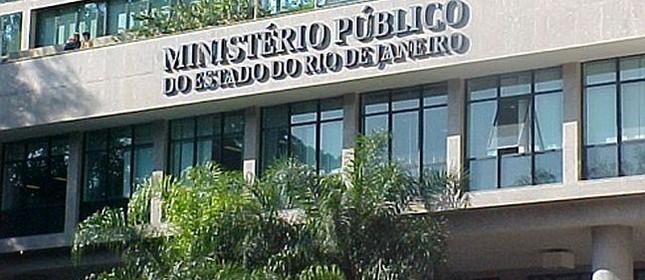 Prédio sede do Ministério Público do Estado do Rio de Janeiro