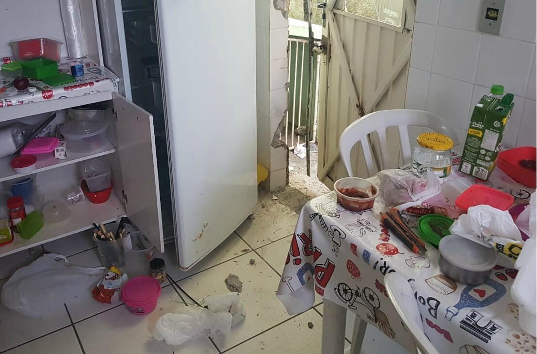 Furto fecha unidade de saúde por tempo indeterminado, em Ponta Grossa