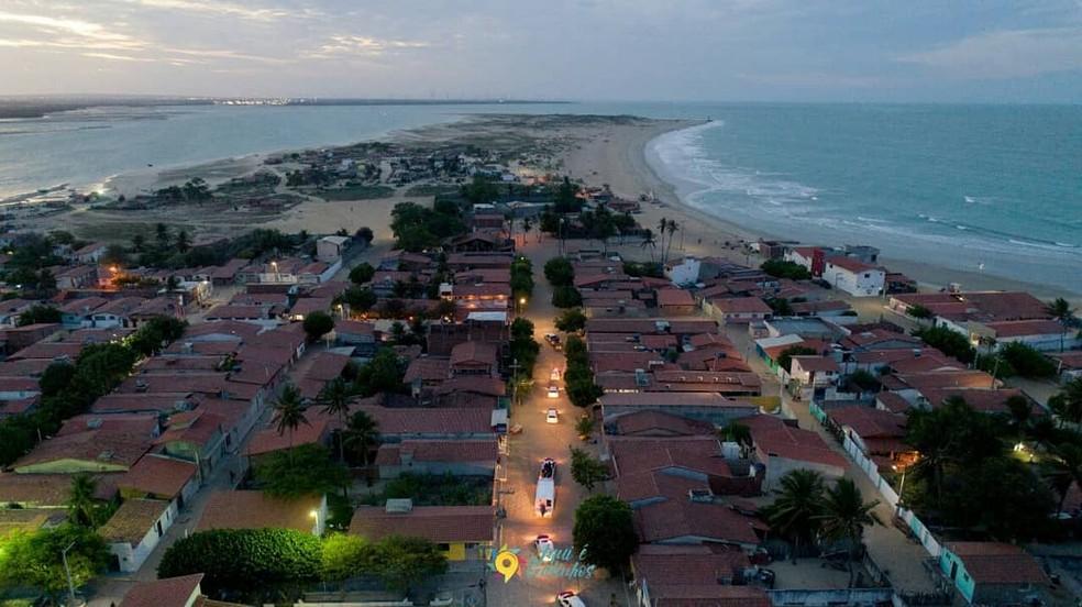 — Foto: Prefeitura de Galinhos/Reprodução