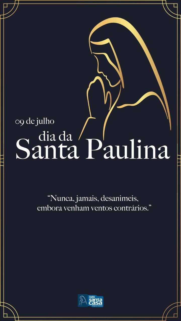 Dia de Santa Paulina: veja poema como homenagem