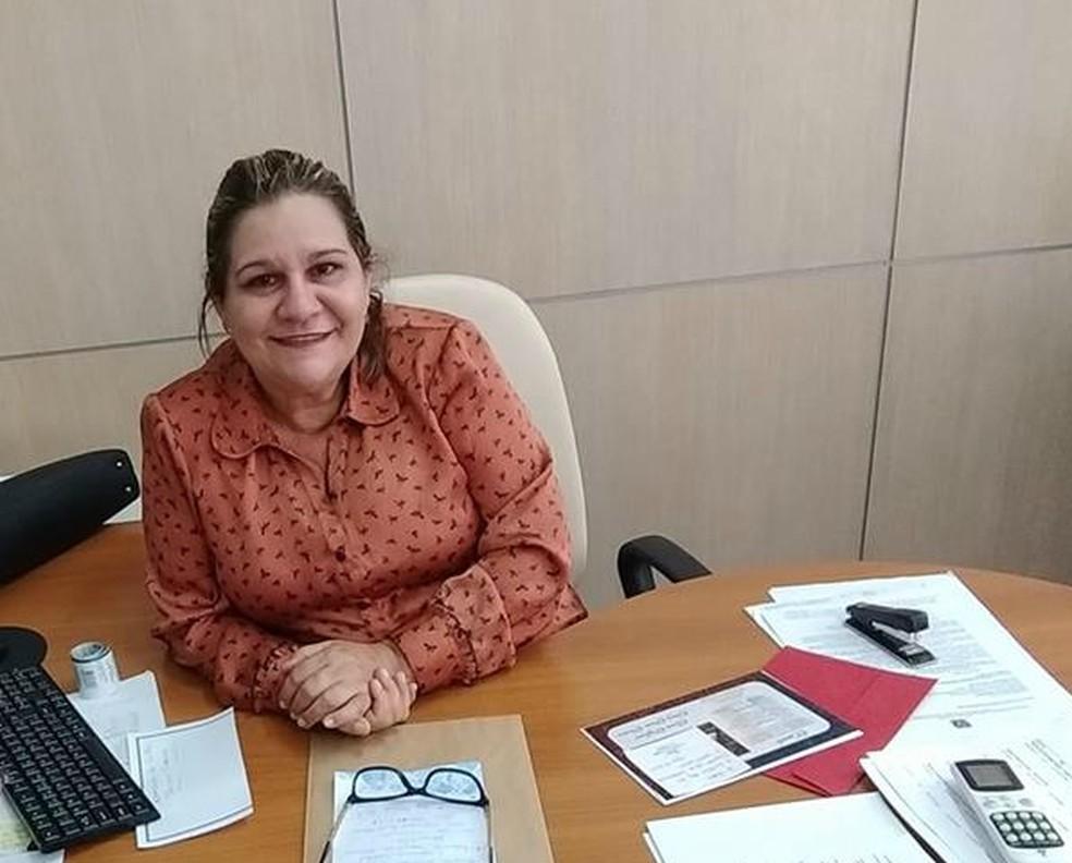 Maria Carneiro tinha 60 anos  (Foto: Reprodução/Arquivo Pessoal)