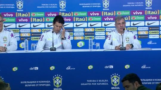 Médico e preparador físico comentam sobre recuperação de Neymar