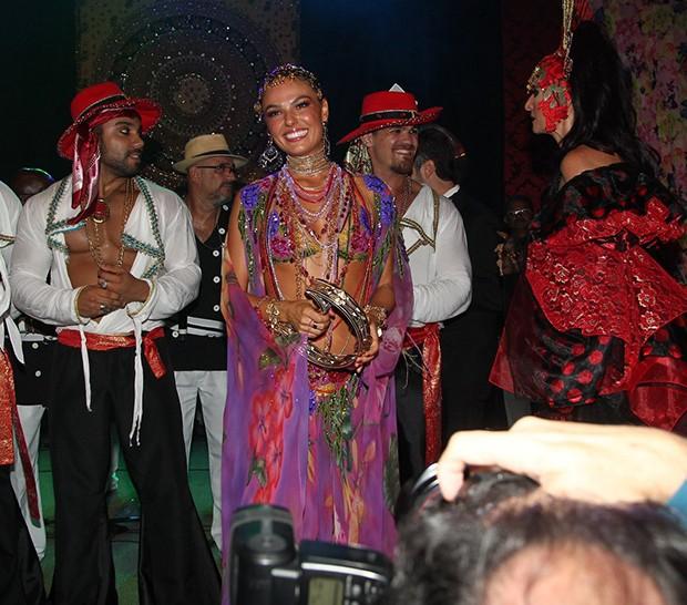 Isis Valverde (Foto: Manuela Scarpa/Brazil News)