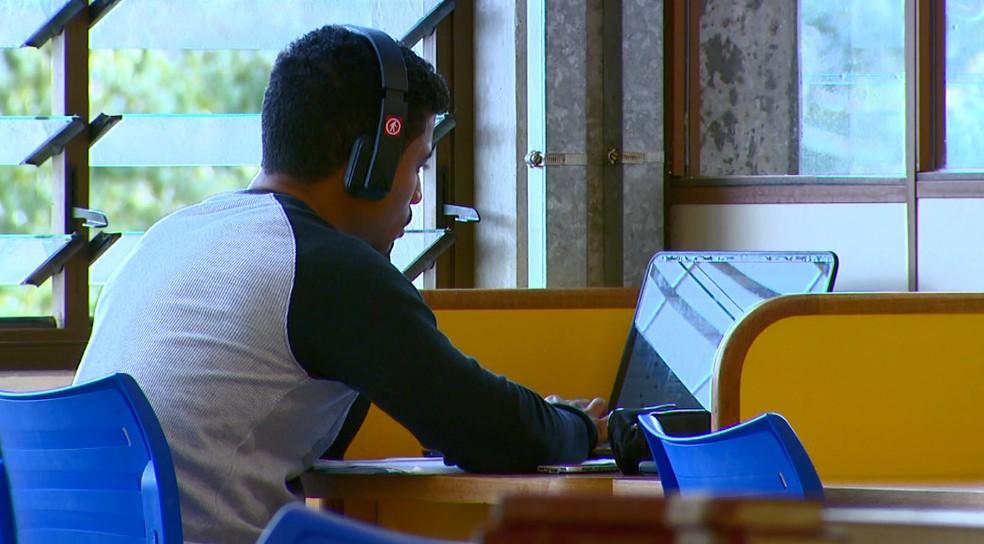 Ifro disponibiliza cursos online gratuitos  — Foto: Reprodução/EPTV
