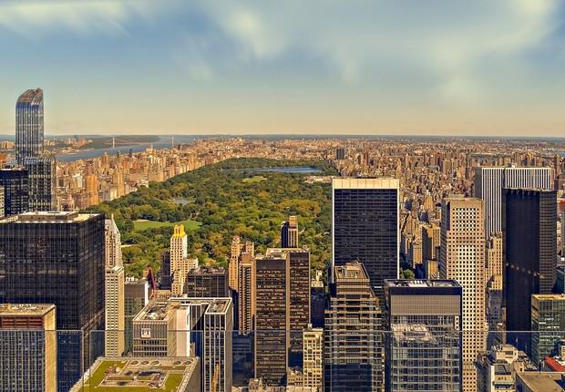 Central Park, Nova York (Foto: Pexels)