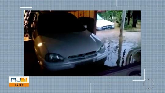 Prefeitura de Trajano de Moraes, RJ, mantém estágio de alerta 24h por causa da forte chuva