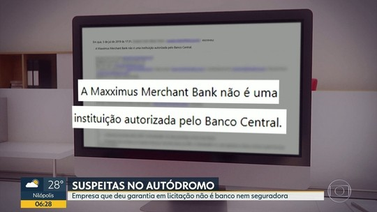 MP investiga se houve direcionamento de licitação no autódromo do Rio