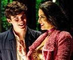 Carol Castro e Caio Manhente em cena do filme 'Veneza' | Divulgação