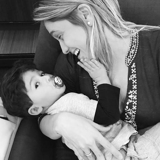 Fernanda Gentil e Gabriel (Foto: Instagram/Reprodução)