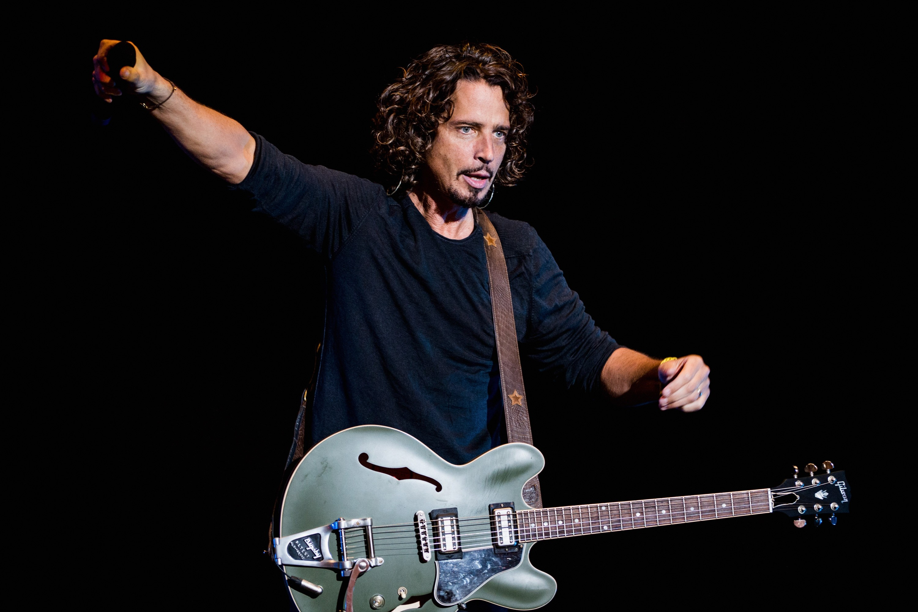 O músico Chris Cornell (1964-2017) (Foto: Getty Images)