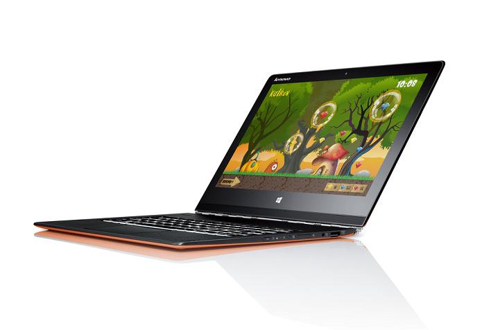Yoga 3 Pro tem ótimo hardware e visual arrojado (Foto: Divulgação)