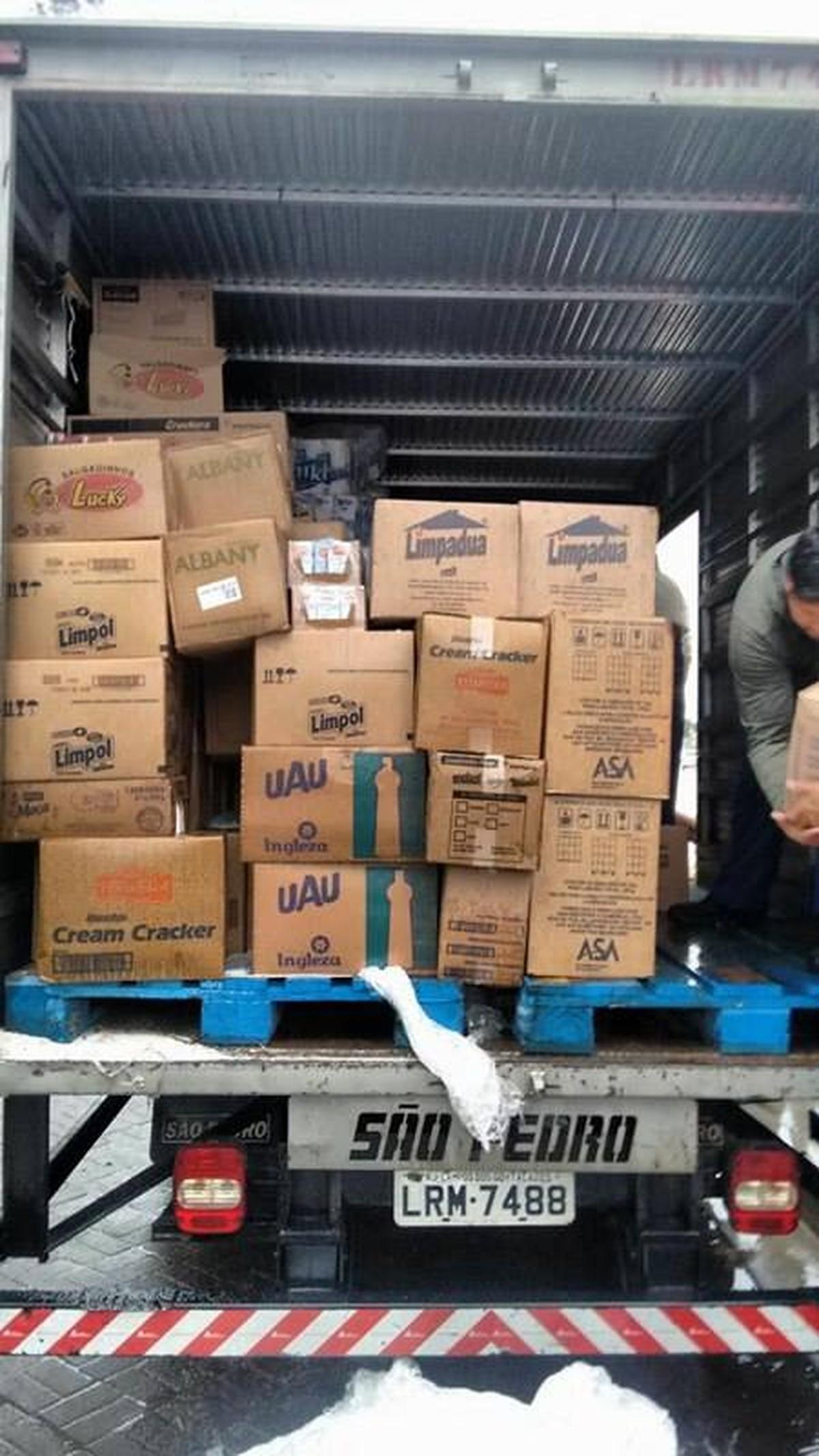 Roubos de carga geram prejuízo de R$ 5,2 milhões no Norte e Noroeste do Rio em 2017