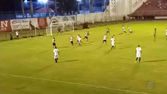Tupã bate Bandeirante-SP e fica na liderança do Grupo 1 pela Segundona