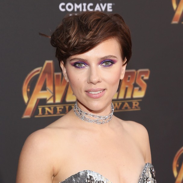 HOLLYWOOD, CA - APRIL 23:  Actor Scarlett Johansson attends the Los Angeles Global Premiere for Marvel Studios? Avengers: Infinity War on April 23, 2018 in Hollywood, California.  (Photo by Jesse Grant/Getty Images for Disney) (Foto: Getty Images for Disney)
