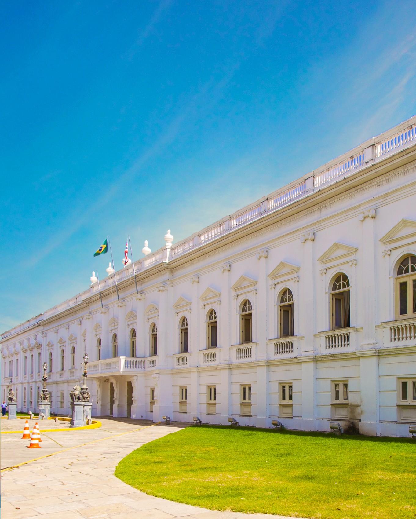 Palácio dos Leões marca ascensão da colônia portuguesa no Maranhão  - Notícias - Plantão Diário