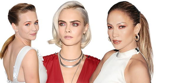 Britt Robertson; Cara Delevingne; Jennifer Lopez (Fotos: Getty Images)