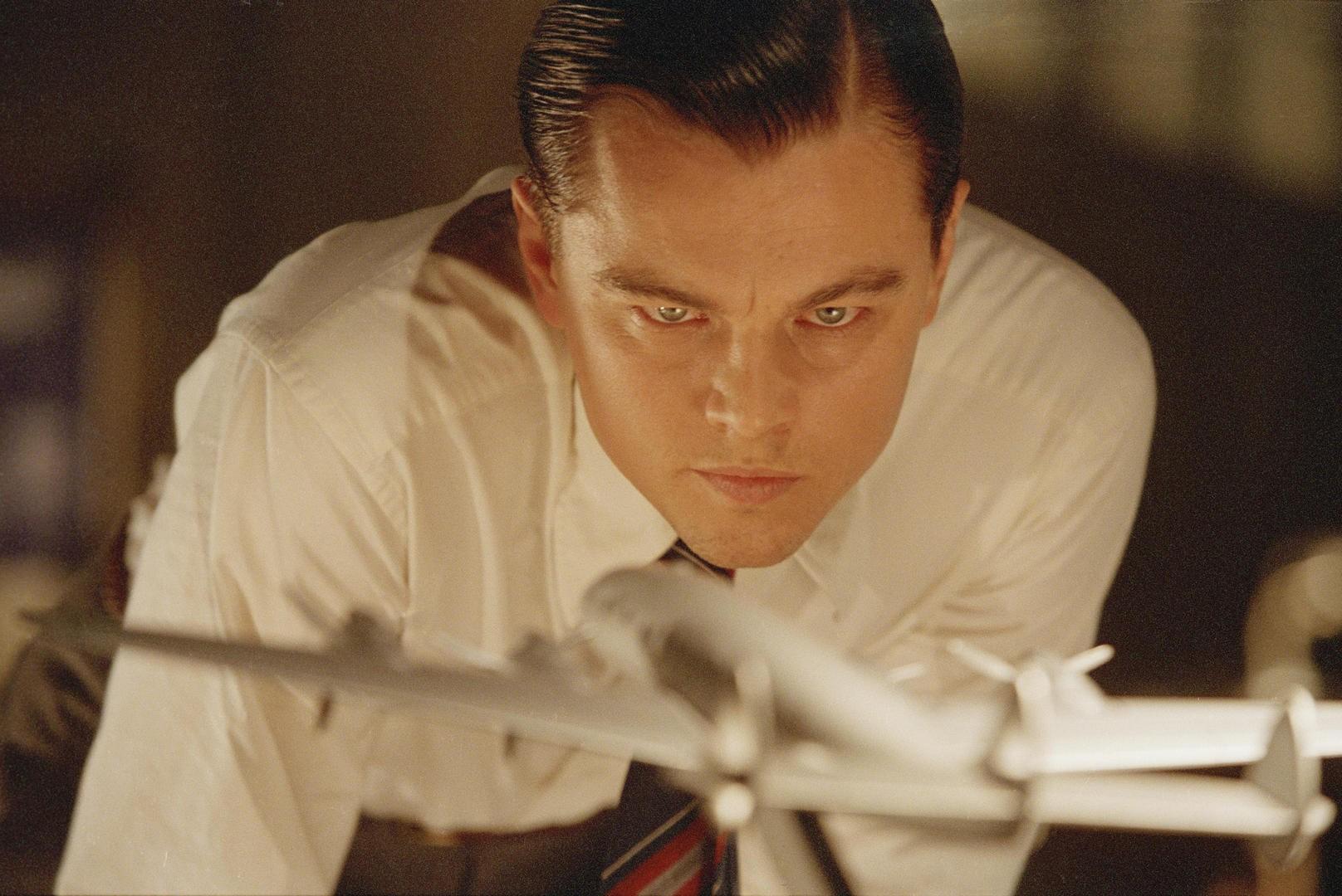 O Aviador, filme de Martin Scorcese com Leonardo DiCaprio, estreia neste 1 de novembro na Netflix (Foto: Reprodução/Netflix)