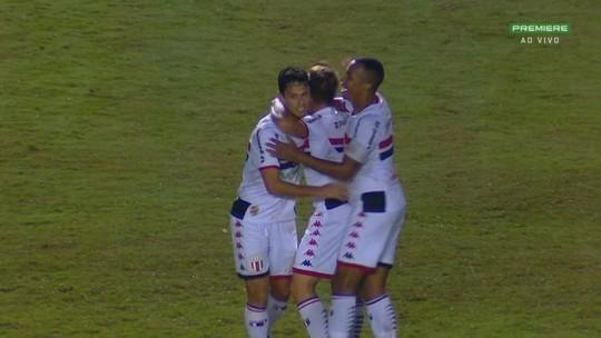 Os gols de Operário-PR 0x2 Botafogo pela 6ª rodada da Série B do Brasileiro