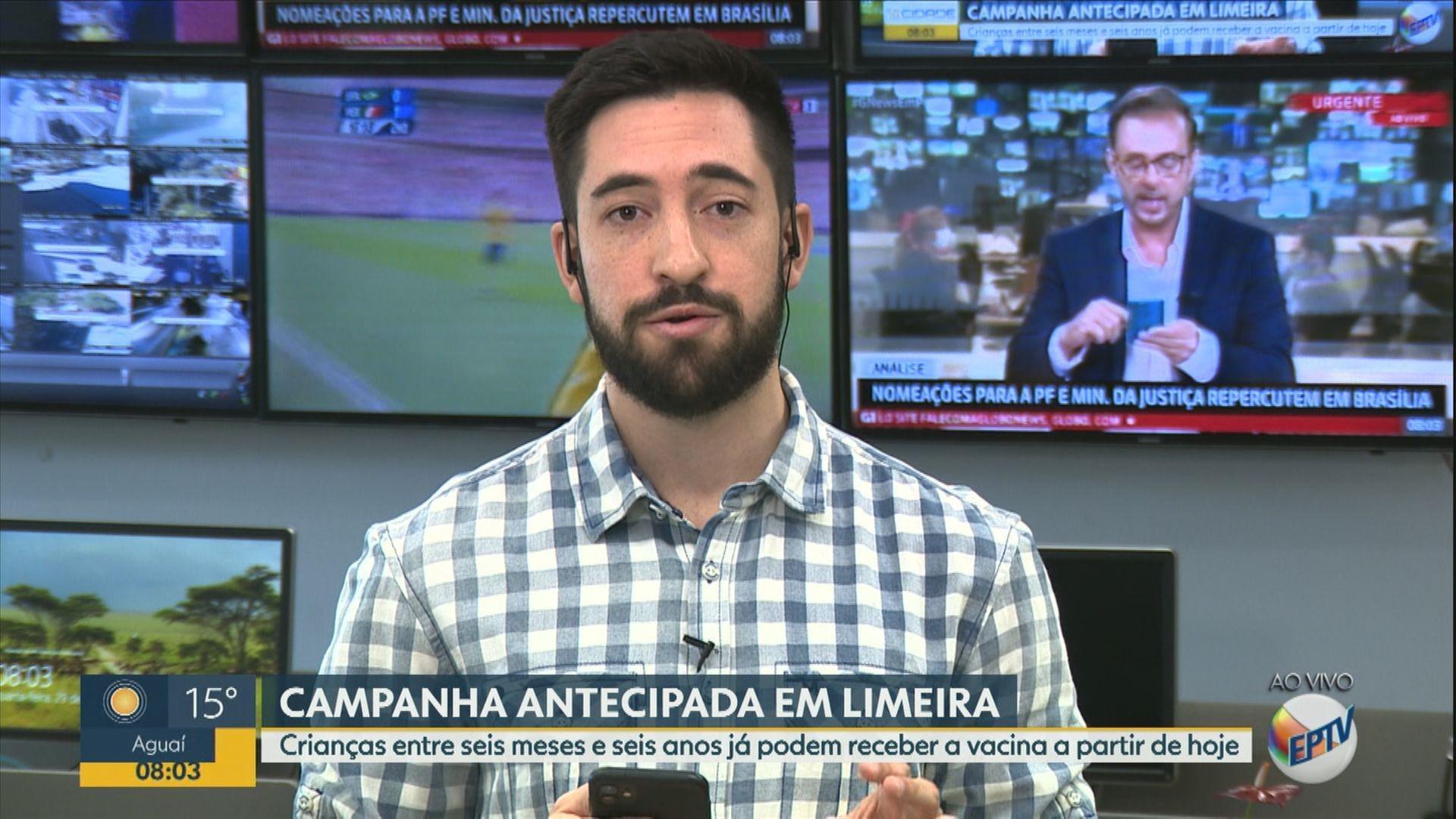 VÍDEOS: Bom Dia Cidade região de Piracicaba desta quarta, 29 de abril