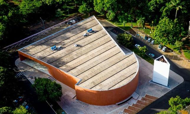 Cine Brasília (Foto: Bento Viana)