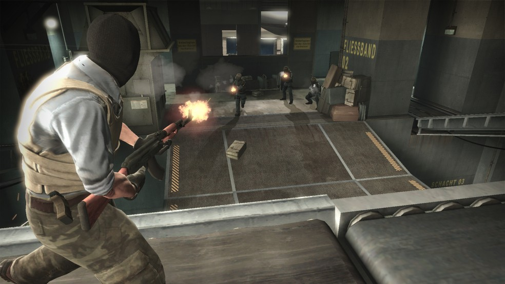 CS:GO é o grande repreentante dos FPS no esporte eletrônico � Foto: Divulgação/Counter-Strike Online Wiki