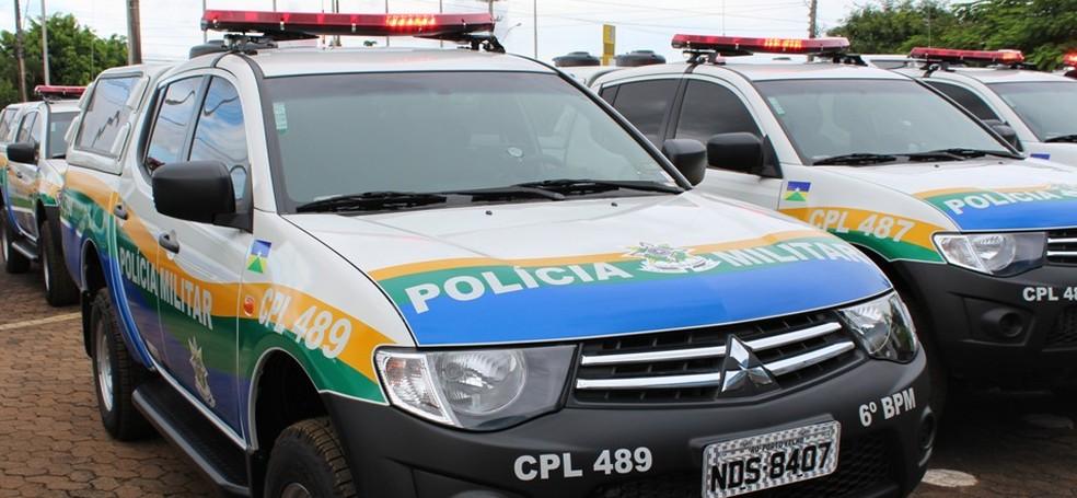 Caso de estupro foi atendido pela PM em Porto Velho — Foto: Vanessa Farias/Governo de RO