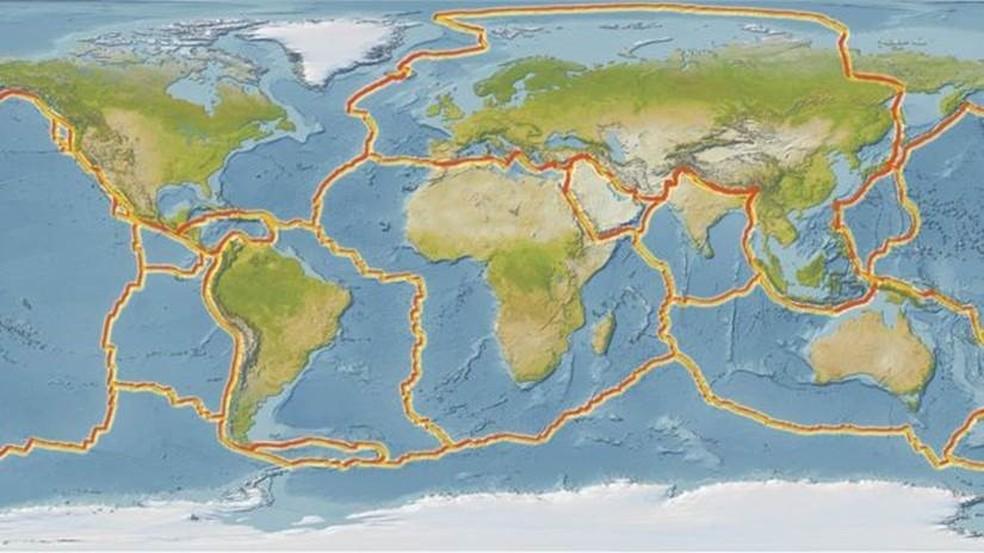 Autor de teoria que encontrou grande aceitação entre geólogos diz que aglutinação de continentes e sua posterior separação é um movimento cíclico que ocorre a cada meio milhão de anos (Foto: Getty Images)