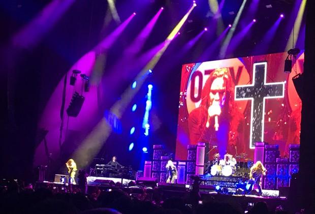 Show do Ozzy Osbourne em SP (Foto: Ana Carolina Moura/QUEM)