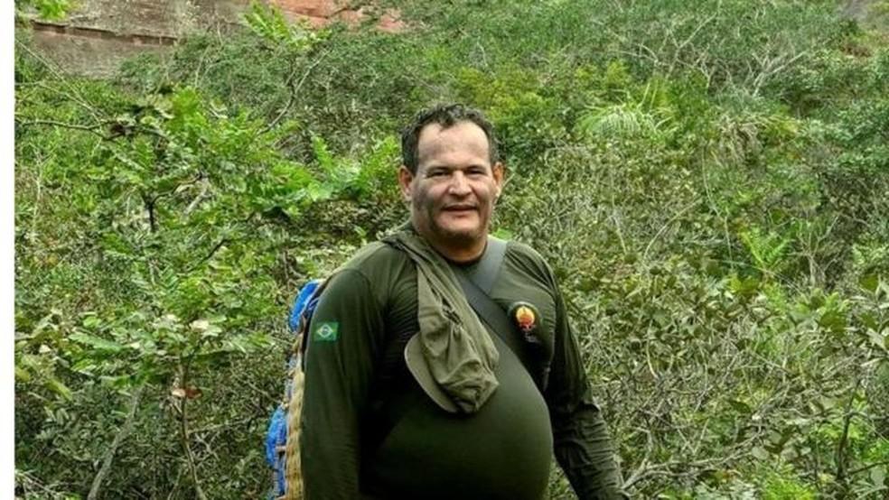 Rieli Franciscato foi morto por uma flechada em 9 de setembro — Foto: Funai