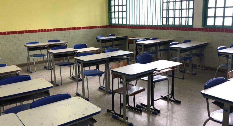 As regiões com menor índice de escolaridade são Norte e Nordeste. — Foto: Michele Mendes / TV Globo