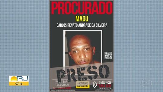 Gerente do tráfico no Fallet-Fogueteiro é preso em Saquarema